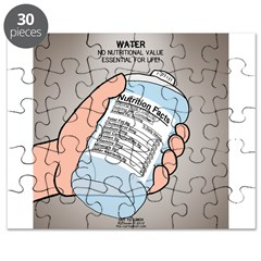 Water Nutritional Value Puzzle