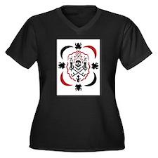 Hekate Enodia Plus Size T-Shirt
