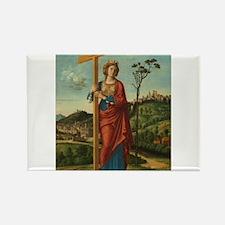 Cima da Conegliano - Saint Helena Rectangle Magnet