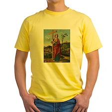 Cima da Conegliano - Saint Helena T-Shirt