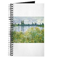 Claude Monet - Banks of the Seine Journal