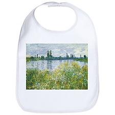 Claude Monet - Banks of the Seine Bib