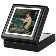 The Mermaid Keepsake Box