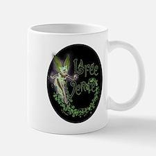Dark Absinthe Fairy Mug