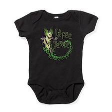 Dark Absinthe Fairy Baby Bodysuit