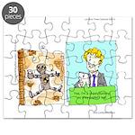 Crash Text Dummies Puzzle