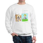 Crash Text Dummies Sweatshirt