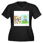 Crash Text Dummies Plus Size T-Shirt