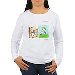 Crash Text Dummies Long Sleeve T-Shirt