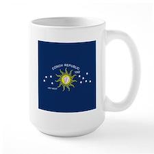 Conch Republic Flag Mug