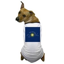 Conch Republic Flag Dog T-Shirt