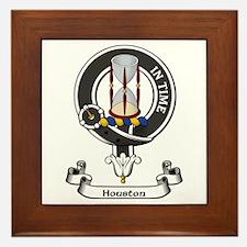 Badge - Houston Framed Tile