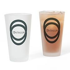 Continuum Logo Drinking Glass