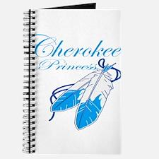 Turquoise Cherokee Princess Journal
