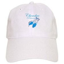 Turquoise Cherokee Princess Baseball Cap