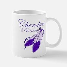 Purple Cherokee Princess Mug