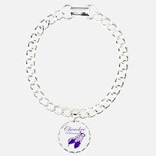 Purple Cherokee Princess Bracelet