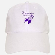 Purple Cherokee Princess Baseball Baseball Cap