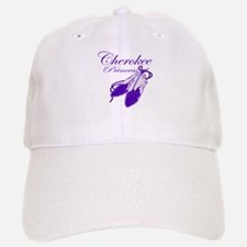 Purple Cherokee Princess Cap