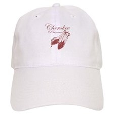 Pink Cherokee Princess Baseball Cap