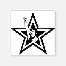 Woman Power Star Sticker