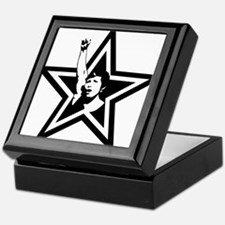 Woman Power Star Keepsake Box