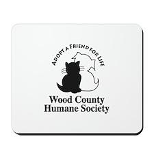 WCHS Logo Mousepad