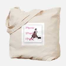 Barrel Gal Tote Bag