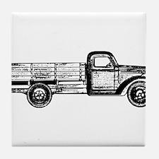 Soviet Truck Tile Coaster