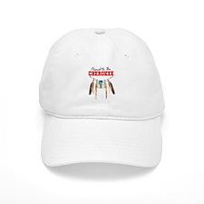 Proud to be Cherokee Baseball Baseball Cap
