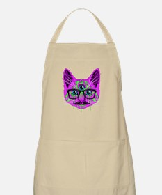 Hallucination Cat Apron
