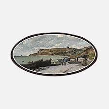 Claude Monet - Sainte-Adresse - French 1867 Patche