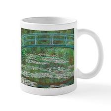 Claude Monet - The Japanese Footbridge 1899 Mug