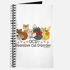 OCD Obsessive Cat Disorder Journal