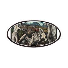 El Greco - Laocoon Patches