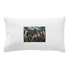 El Greco - Laocoon Pillow Case