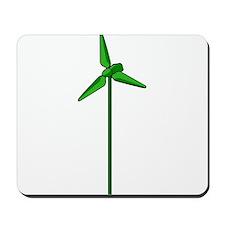 Wind Turbine Mousepad