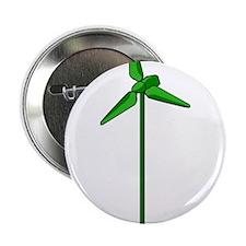 """Wind Turbine 2.25"""" Button"""