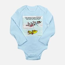 Fruited Plane Body Suit