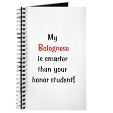 My Bolognese is smarter... Journal
