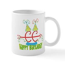 Cross Country Birthday Mug - right