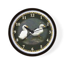 duck-clock Wall Clock