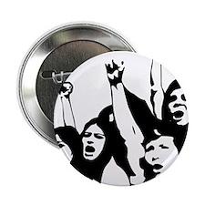 """Women Power 2.25"""" Button"""