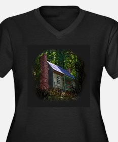 cabininthewoods Plus Size T-Shirt