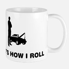 Tow Truck Operator Mug
