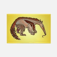 Anteater Rectangle Magnet