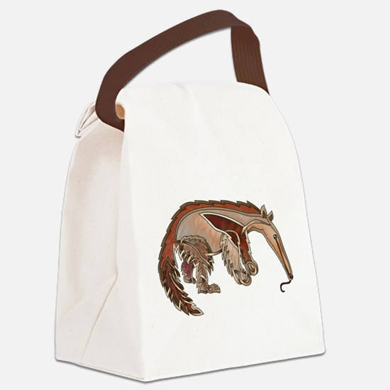 Anteater Canvas Lunch Bag