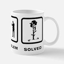 Tree Trimmer Mug