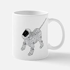 Robot Dog Mug