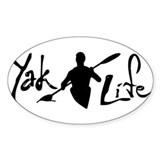 Kayak Stickers